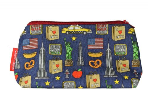 Selina-Jayne New York City Limited Edition Designer Cosmetic Bag